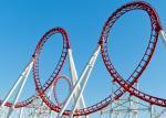 Roller coaster image via Shutterstock