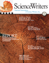 ScienceWriters Fall 2015 cover