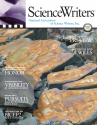 ScienceWriters Spring 2015 cover