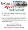 SciCommSouth meetup details